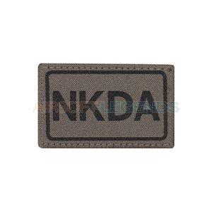 Clawgear NKDA Patch RAL7013