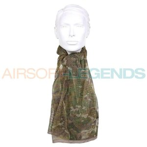 101Inc. 101Inc. Tactical Scarf Multicam