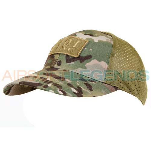 101Inc. 101Inc. Tactical Mesh Cap Multicam