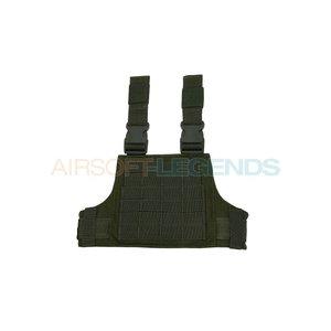 Invader Gear Invader Gear Mk.II Molle Leg Platform OD