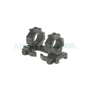 Leapers Leapers Integral QD Mount Medium 25.4mm