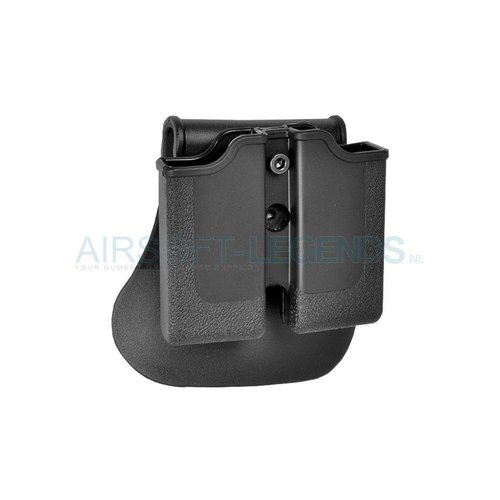 IMI Defense IMI Defence Single Row Double Magazine Pouch