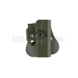 IMI Defense IMI Defence Roto Paddle Holster for Glock 19 OD
