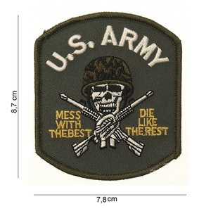 101Inc. 101Inc U.S. Army Patch