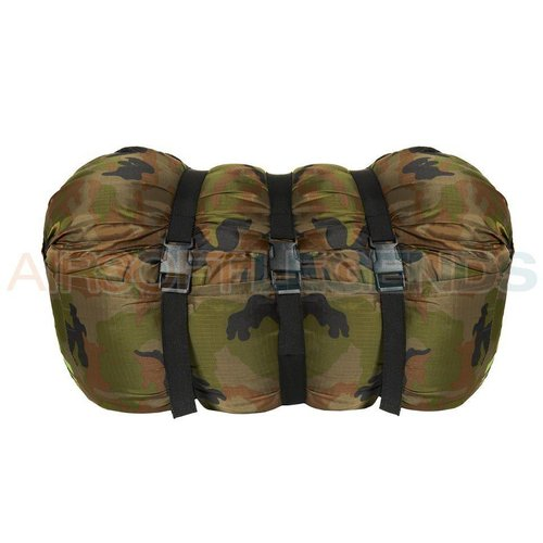 Fosco Fosco Pilot sleeping bag woodland