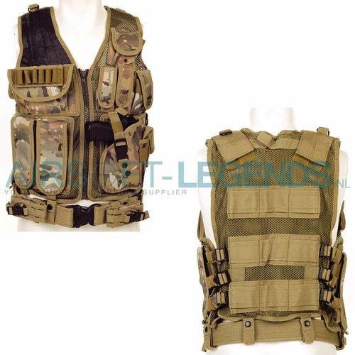 101Inc. 101Inc. Tactical Vest Predator