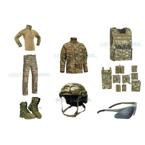Airsoft-Legends Airsoft Advanced Set