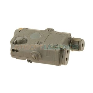 FMA FMA AN/PEQ-15 LA-5 Module Dark Earth Green Laser