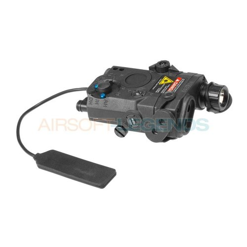Element Element AN/PEQ-15 Illuminator / Laser Module Black