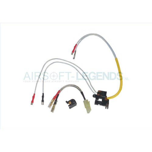 Element Element Silver Wire Set Ver II Front Wiring