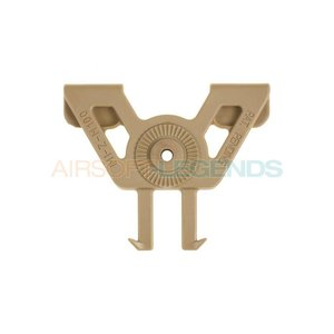 IMI Defense IMI Defence Molle Adaptor Tan