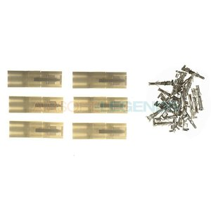 King Arms King Arms Large Type Connector Plugs 6pcs
