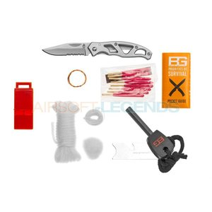 Gerber Gerber Bear Grylls Survival Basic Kit
