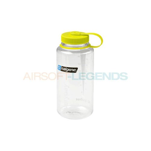 Nalgene Nalgene Everyday Wide Mouth 1.0 Liter Clear