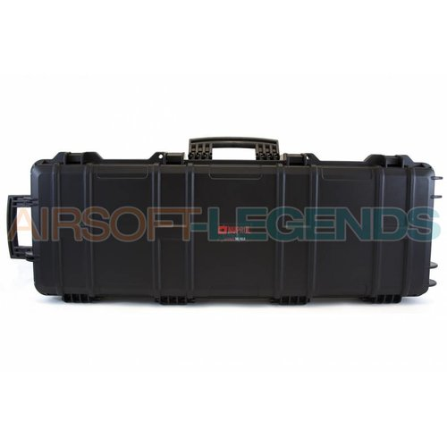 NUPROL Nuprol Large Hard Case Black XL Pluck Foam