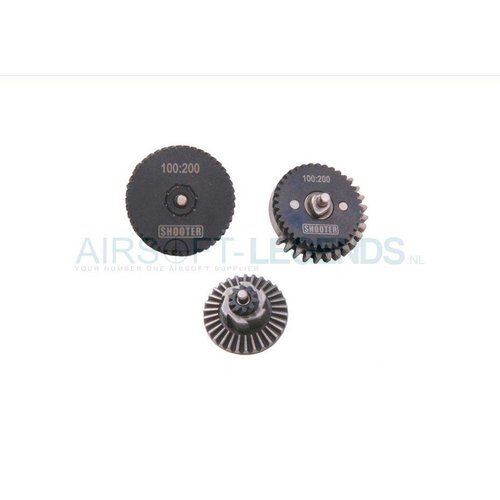 Ares Ares 100:200 Helical Steel Gear Set