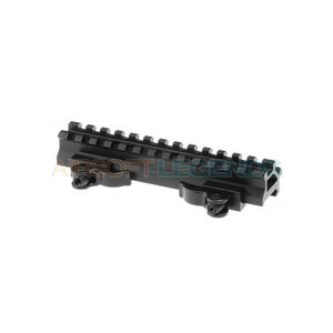 Leapers Leapers QD Angle Mount Double Rail 13-Slot