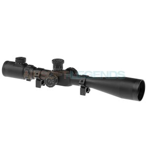 Element Element 8-32x50E-SF Sniper Rifle Scope Black