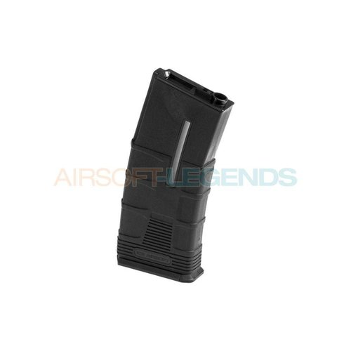 ICS ICS Magazine M4 Hicap Tactical 300rds Black