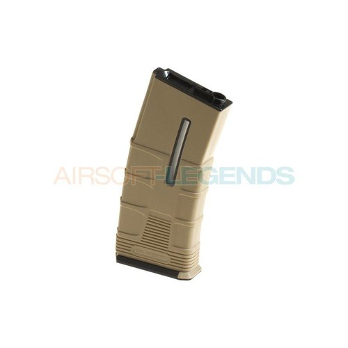 ICS ICS Magazine M4 Hicap Tactical 300rds Tan