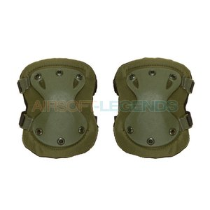 Invader Gear Invader Gear XPD Elbow Pads OD Green