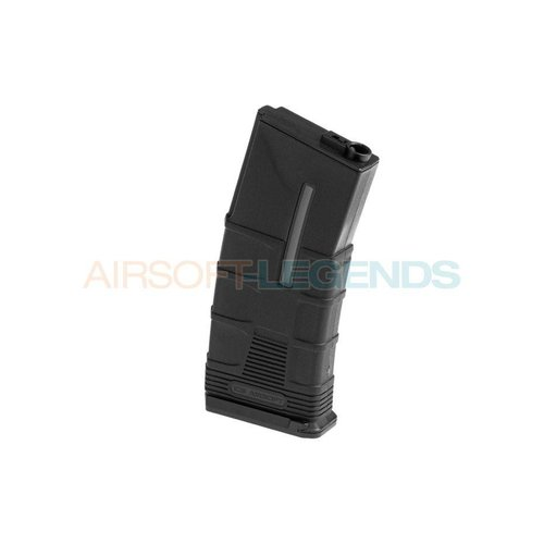 ICS ICS Magazine M4 Midcap Tactical 120rds Black