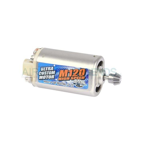 G&P G&P M120 High Speed Motor Short Type