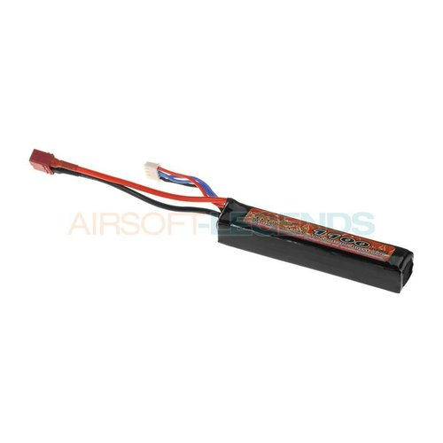 VB Power VB Power Lipo 11.1V 1100mAh 20C Stock Tube Type T-Plug