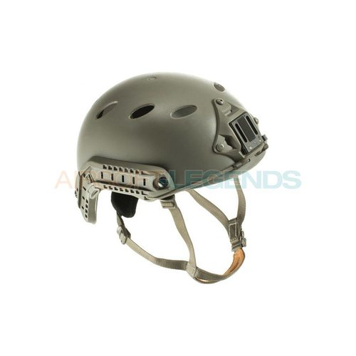 FMA FMA FAST Helmet PJ Simple Version Foliage Green