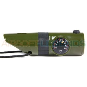 101Inc. 101Inc Tactical Whistle 7 in 1