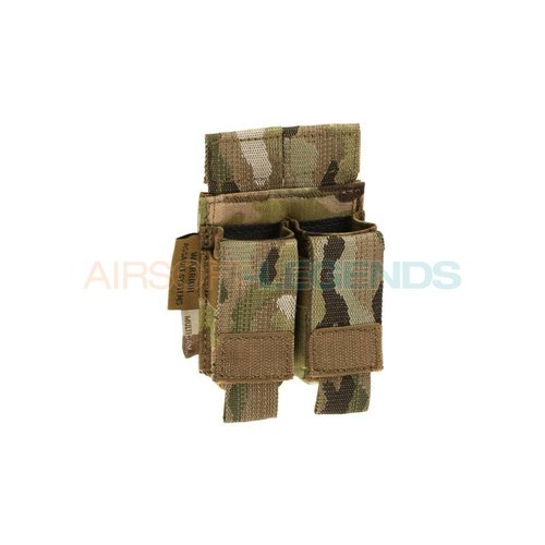 Warrior Assault Systems Warrior Assault Direct Action Double Pistol Mag Pouch 9mm