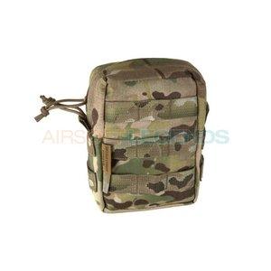 Warrior Assault Systems Warrior Assault Small MOLLE Utility Pouch Zipped