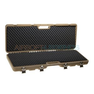 VFC VFC Rifle Case 90x33x13cm Tan