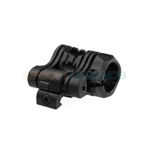 CAA Tactical CAA Tacttical 5 Pos Flashlight Mount Black