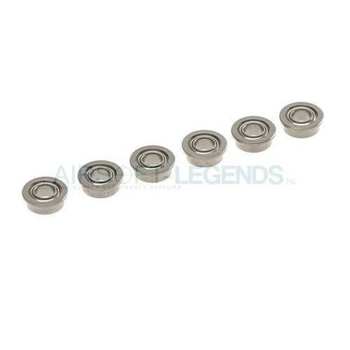 Prometheus Prometheus 6mm Metal Bushing with Bearing