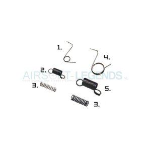 Element Element Gearbox Spring Set
