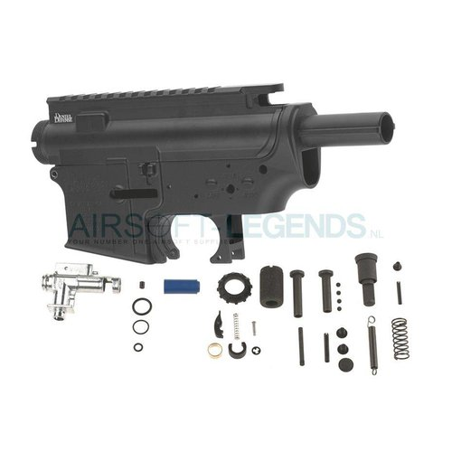 Madbull Madbull Daniel Defense M4 Metal Body Ver 2 with Ultimate Hopup