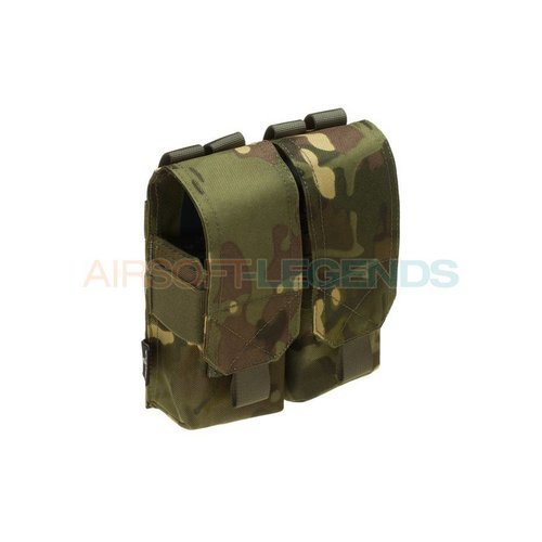 Invader Gear Invader Gear 5.56 2x Double Mag Pouch Multicam Tropic