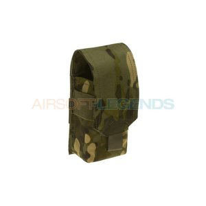 Invader Gear Invader Gear 5.56 1x Double Mag Pouch Multicam Tropic