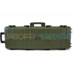NUPROL Nuprol Large Hard Case Green XL Wave Foam