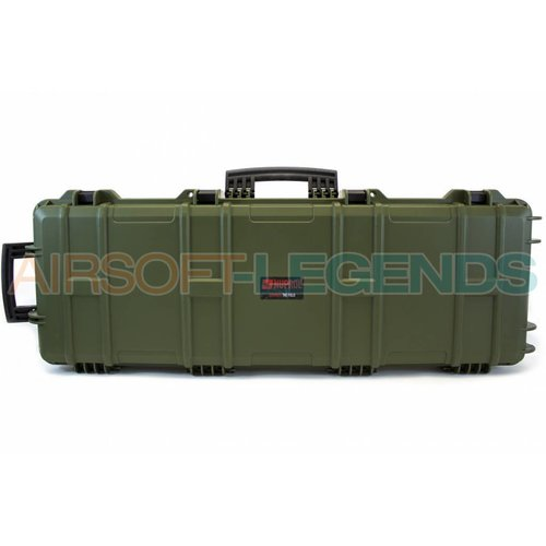 Nuprol Nuprol Large Hard Case Green XL Pluck Foam