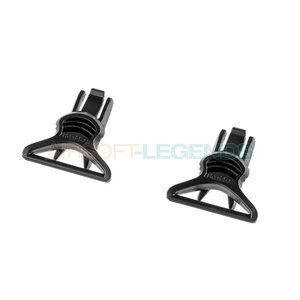 FMA FMA Goggle Swivel Clips 36mm black