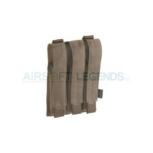 Invader Gear Invader Gear MP5 Triple Mag Pouch Ranger Green