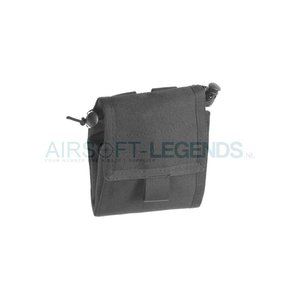 Invader Gear Invader Gear Foldable Dump Pouch Black