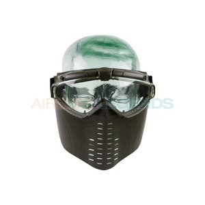 Battle Axe Battle Axe Pro Vent Goggles OD