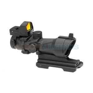 Aim-O Aim-O 4x32 QD Combo Combat Scope