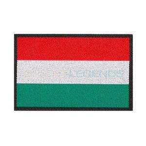 Clawgear Clawgear Hongarije Vlag Patch