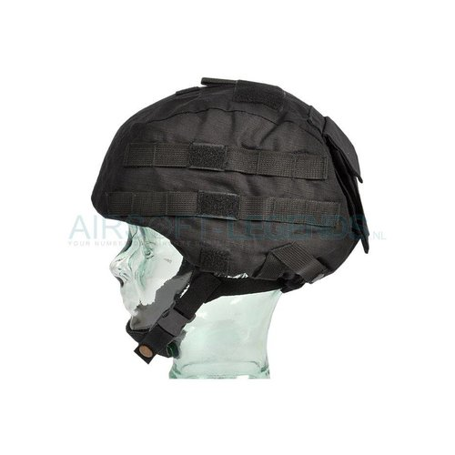 Invader Gear Invader Gear Raptor Helmet Cover Black