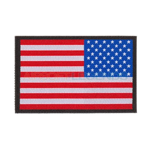 Clawgear Clawgear USA Reversed Flag Patch