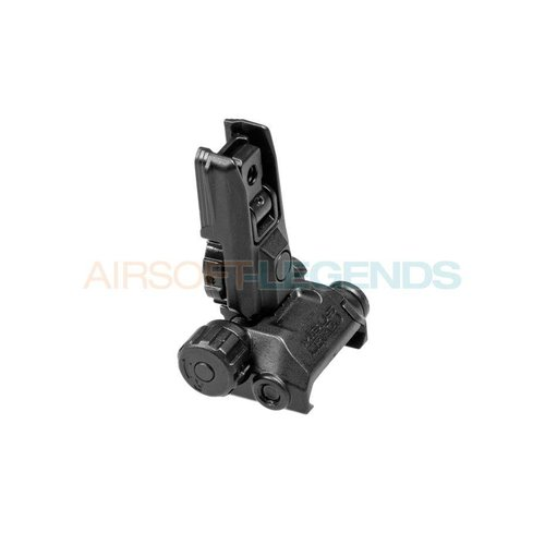 Magpul Magpull MBUS Pro LR Adjustable Sight Rear